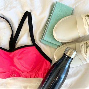Victoria's Secret Activewear Wired PINK Sports Bra